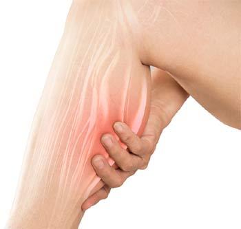 boleče mišice
